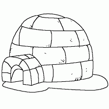 Small Picture Winter pictures Picture tags A nice igloo coloring winter