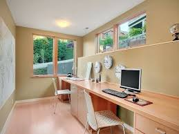 view gallery home office desk. desk view in gallery long home office extra
