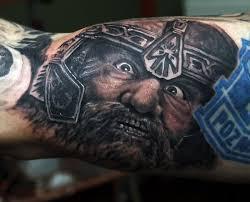 Tetování S Fotbalovou Tématikou