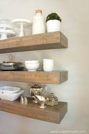 Easy To Install Floating Shelves How to Build SIMPLE FLOATING SHELVES for any room in the house 28