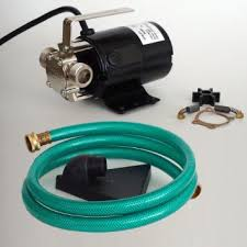 garden hose pump. Get Quotations · HydraPump Mini - 115-volt 1/10th HP 320 GPH Portable Transfer Water Pump Garden Hose W