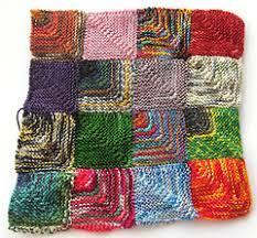 Ravelry: Knitted Patchwork Recipe pattern by Martine Ellis & iMake Adamdwight.com