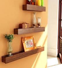 wood wall shelves wooden wall shelves style wood wall shelf with brackets