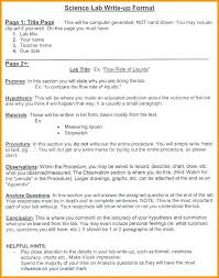 Science Fair Chart Template Elementary Lab Report Template Bookmylook Co