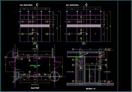 fixed glass detail dwg designs 1024x740 30 nice pictures wooden frameless door detail blessed
