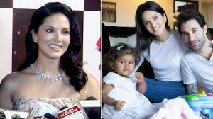 sunny leone s first interview after adopting baby nisha video