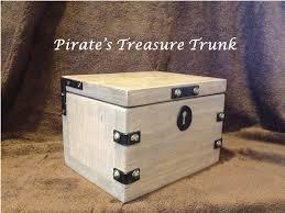 pirate s treasure trunk