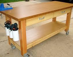 Diy Garage Workbench Free Plans Pdfdiy Plansgarage Pdf