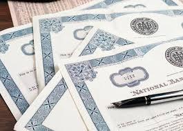 Ценные бумаги и защищенная от подделки полиграфическая продукция  Одним из направлений нашей деятельности является печать продукции защищенной от подделки ценные бумаги