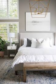 deconstructed chic meets soft linens on a minimalist grey bedroom grey and white bedroom ideas i95