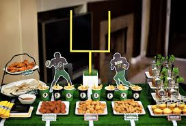 How To Decorate For Super Bowl Party