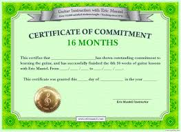 Guitar Lesson Gift Certificate Template Guitar Lessons Gift Certificate Template Barca Fontanacountryinn Com