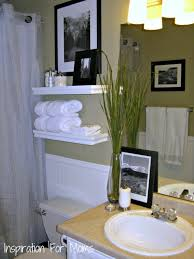 bathroom to decorate with piano black