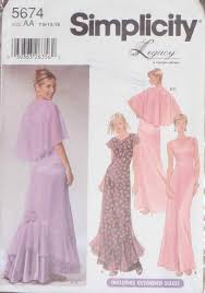 Simplicity Patterns Impressive Just Go Ahead And Sew A Dress With The Heirloom Silk Or African