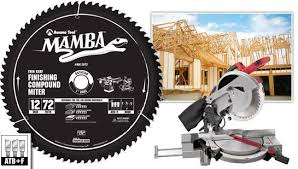 12 inch saw blade. mamba thin kerf finishing compound miter 12-inch saw blade -toolstoday.com- contractor series blades 12 inch