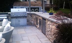 Outdoor Kitchen And Outdoor Kitchens Modular Outdoor Kitchen Cabinets