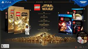 another look at the lego star wars the force awakens deluxe edition