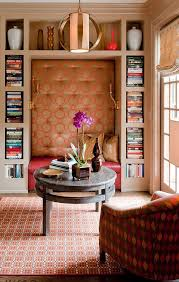 a reading zone that offers tranquility and comfort design teri thomas interiors