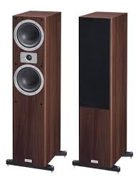kef kht3005se. magnat tempus 55 2.5-way floorstanding speakers (mocca) pair new kef kht3005se o
