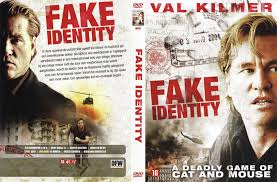 Movie sk box Covers 2010 Blueray Fake High Quality - Identity Dvd