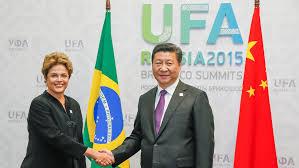 Resultado de imagem para china e Francisco Henrique Cardoso