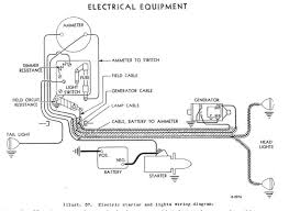 8n 12 volt starter wiring diagram ford 9n 6 volt wiring diagram wiring diagram and schematic design ford 8n side dist 12