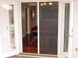 Double Swinging Doors Incredible Storm Door For Patio Door Sliding Screen Doors And