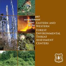 2007 Accomplishment Report Cover — Eastern Forest Environmental ...