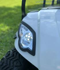 Yamaha G16 Golf Cart Light Kit What Is The Best Golf Cart Light Kit Gcts