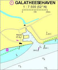 18074a Galathese Haven Marine Chart Nl_18074a