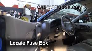 interior fuse box location 1997 2003 ford escort 2002 ford 1997 Ford Escort Fuse Box Diagram locate interior fuse box and remove cover 1997 ford escort fuse box layout