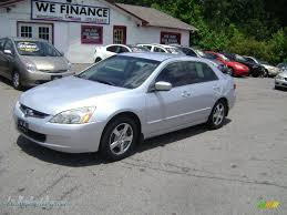 2005 Honda Accord Hybrid Sedan in Satin Silver Metallic - 016837 ...