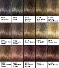 clairol professional hair color chart lovely ash brown hair color chart awesome how to mix clairol