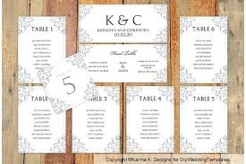 Wedding Seating Chart Template Word Seating Chart For Wedding Template Merrier Info