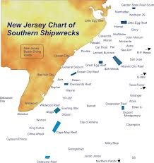 The New Jersey South Shipwreck Expo New Jerseys Wreck Valley
