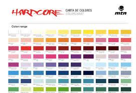 Kobra Color Chart Design Context November 2011