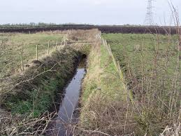 drainage ditch file drainage ditch at new eskham farm geograph org uk 1170959