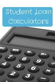 17 best ideas about student loan calculator student student loan calculators
