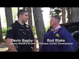 Thurston County Connection K 9 Youtube