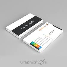 Free Psd Business Card Templates Vibrant Multicolor Business Card Template Design Free Psd File
