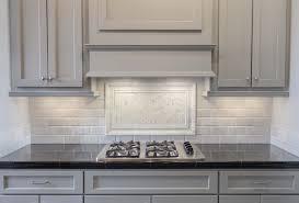 black granite countertops with tile backsplash. Beautiful Black Black Granite Countertops And A Picture Frame Of Hex Tile Completes The  Look Thetileshop Backsplash Intended Granite Countertops With Tile Backsplash U