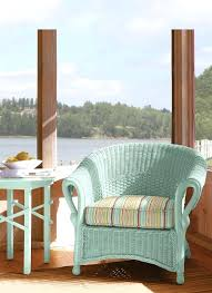 painted rattan furniture painted wicker furniture ideas