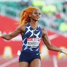 Team USA Sprint Sensation Sha'Carri ...