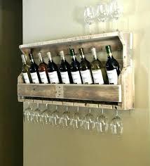 wooden wall mounted wine rack racks a interior decorating solid wood cellar beautiful rustic woo
