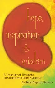 "best commemorative essay book images kidney  celebrate national kidney month rsn s commemorative essay book ""hope inspiration wisdom"