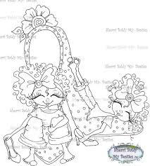 Small Picture 556 best Sherri Baldy images on Pinterest Big eyes Digi stamps