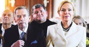 Havel Dal Dáše Milionový Majetek Doma Bude Jako Věcné Břemeno
