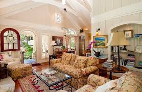 country living room designs. Exellent Designs Floral Living Room In Country Living Room Designs