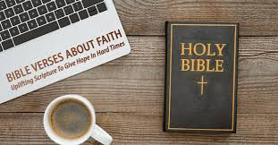 Uplifting scripture to give hope in hard times. Bible Verses About Faith Uplifting Scripture To Give Hope In Hard Times