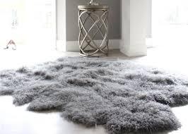 12 13 cm wool natural home sheepskin rug mongolian lamb fur throw blanket